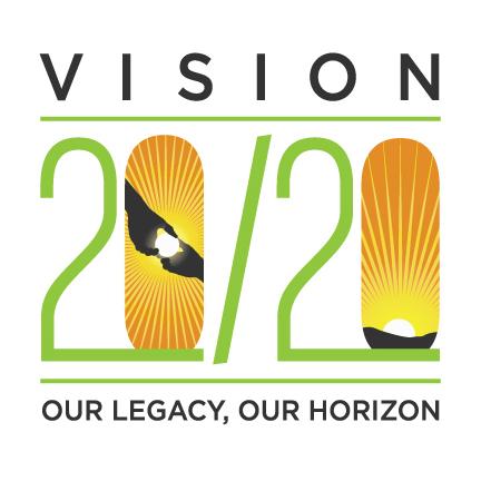 GLI Visions 20/20 Logo