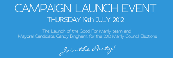 Good For Manly Campaign Launch Event