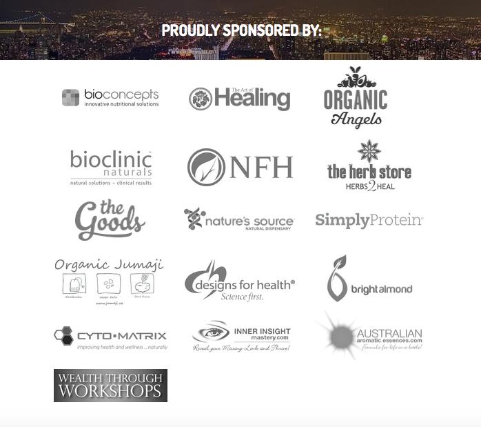 Wellness Leadership Revolution Sponsors