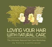Loving your hair logo
