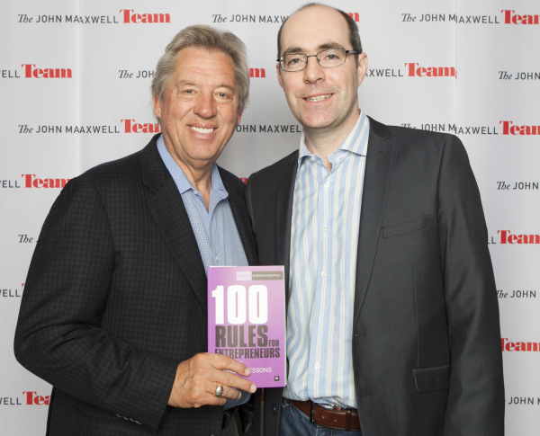 John Maxwell and Neil Lewis