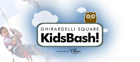 4th Annual KidsBash! at Ghirardelli Square