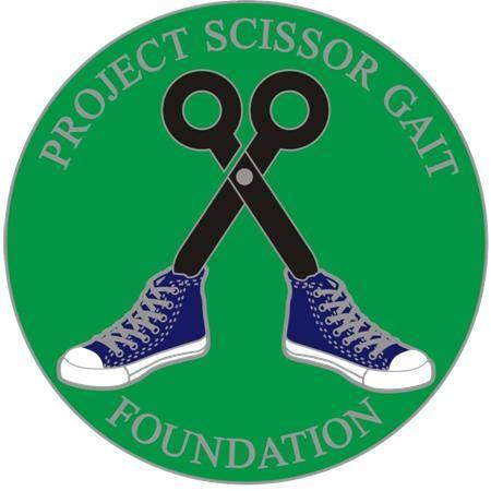 Project Scissor Gait Foundation logo
