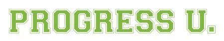 Progress U. logo