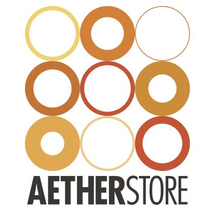 AetherStore Logo