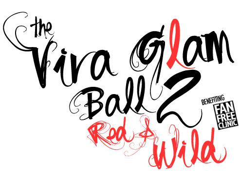 Viva Glam Ball 2: Red & Wild