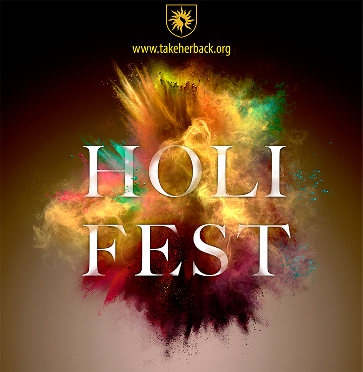 Holi Fest 2018