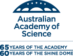 60/65 Academy logo