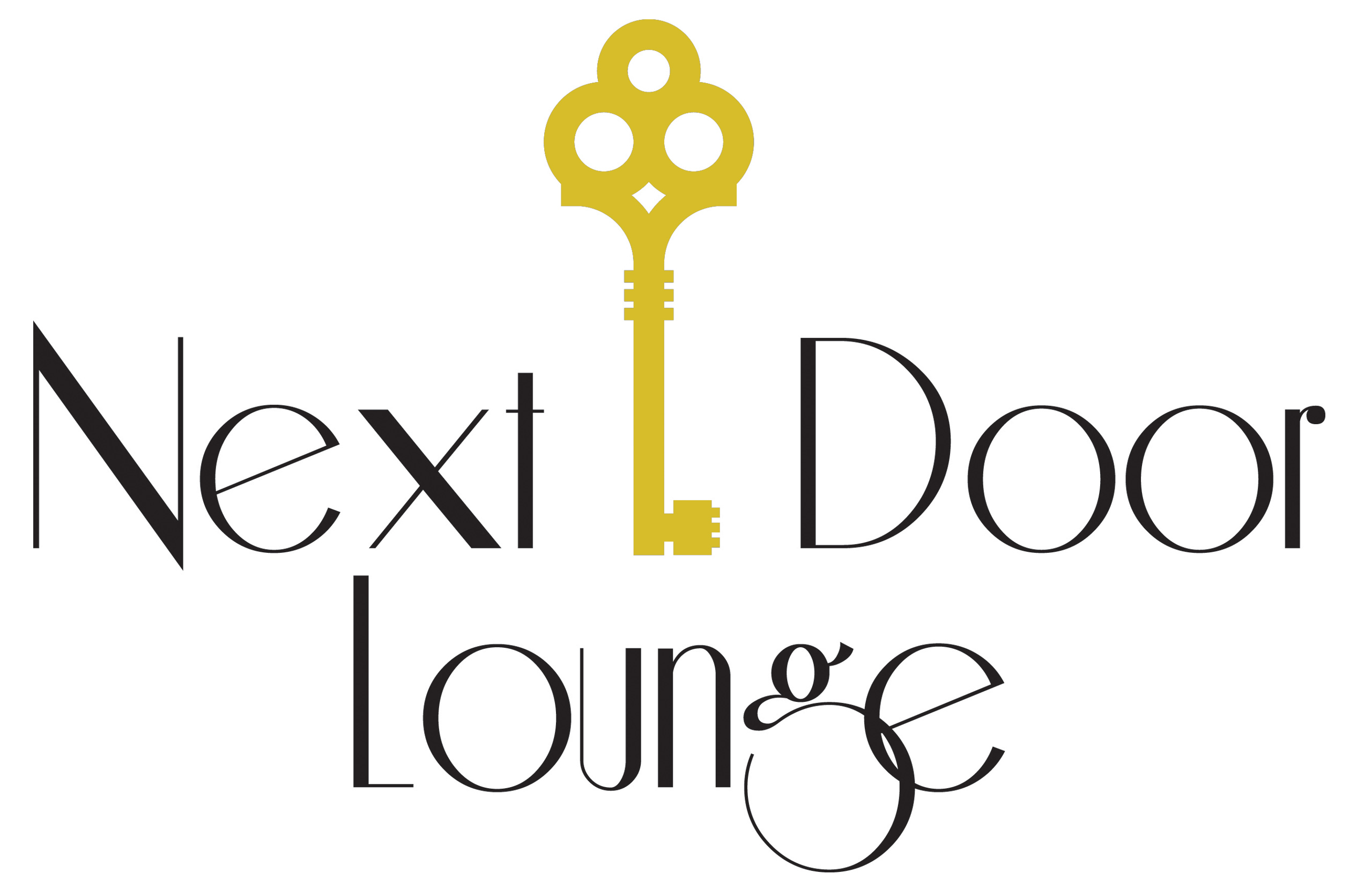 next door lounge logo