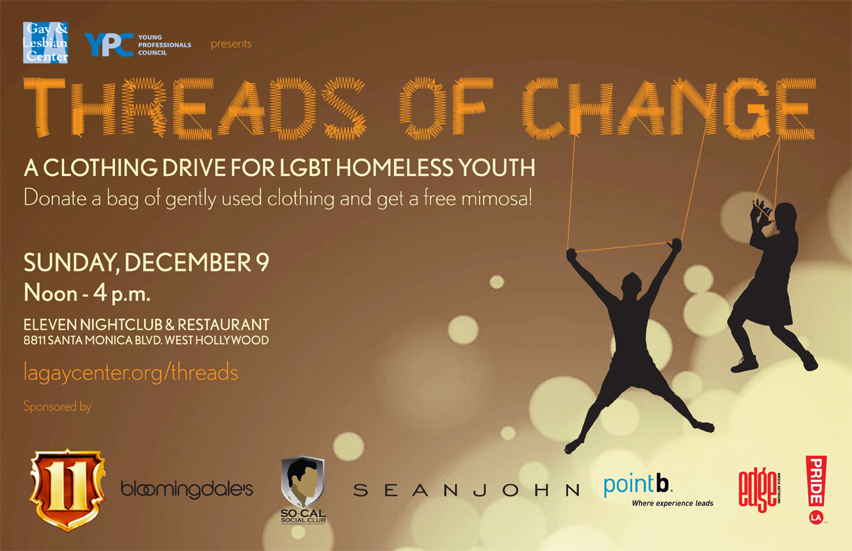threads of change flyer
