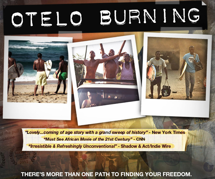Otello Burning