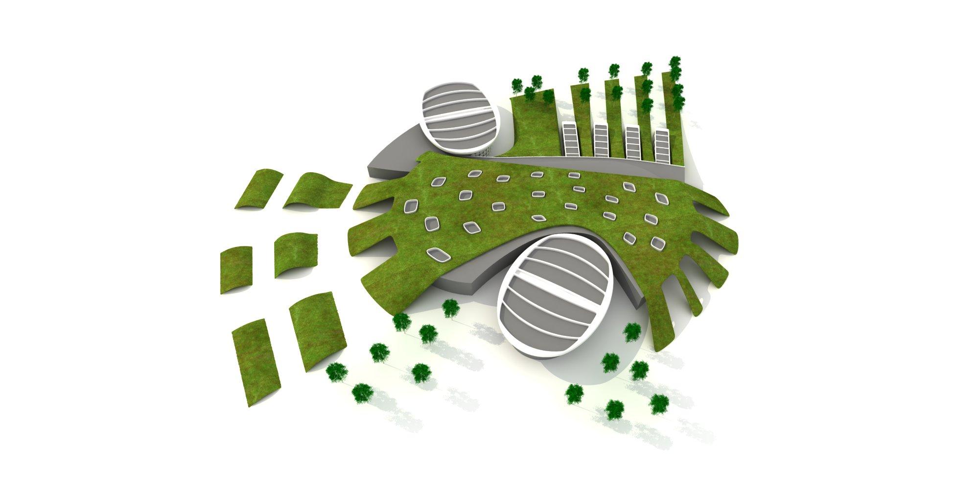 Modellazione architettonica con TSplines