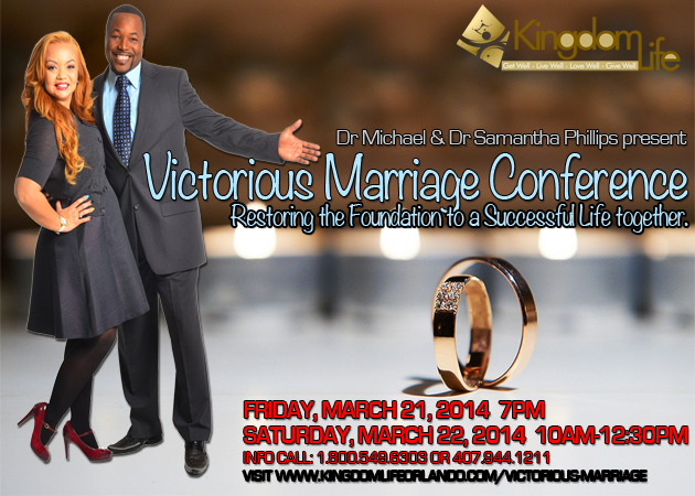 VICTORIOUS MARRIAGE FLYER