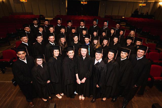 2015 PGS Graduates