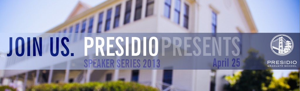 Presidio Presents Clean Tech Finance
