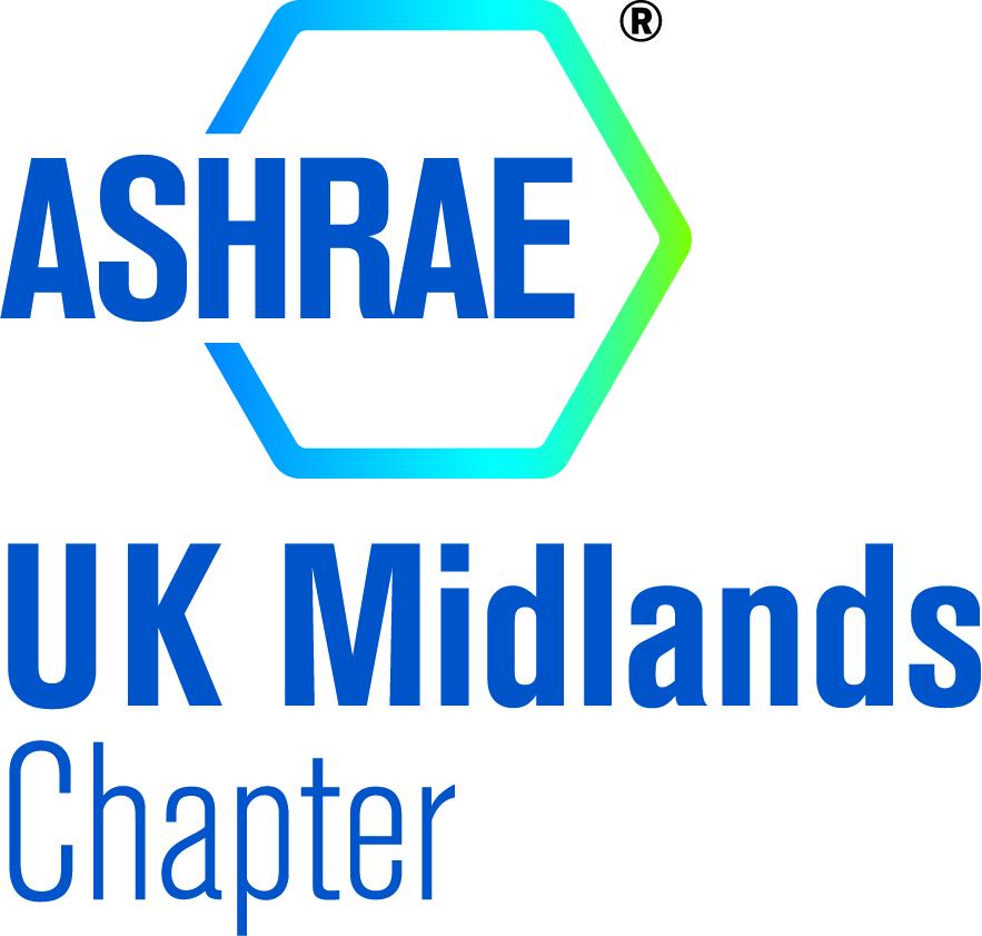 ASHRAE UK Midlands Chapter Logo