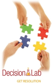 DecisionLab Jigsaw Logo