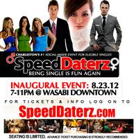 SpeedDaterz Charleston 8.23.12