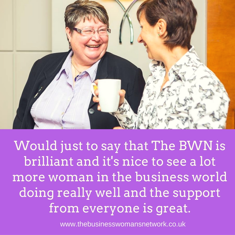The Business Womans Network Mandie Holgate Colchester Essex