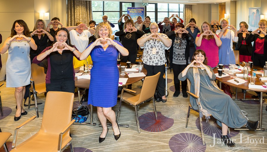 Essex business women networking with love