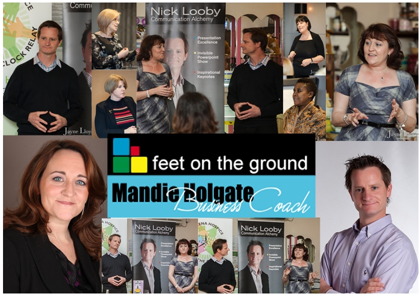 Powerful Communications For Business Success - Mandie Holgate & Nick Looby