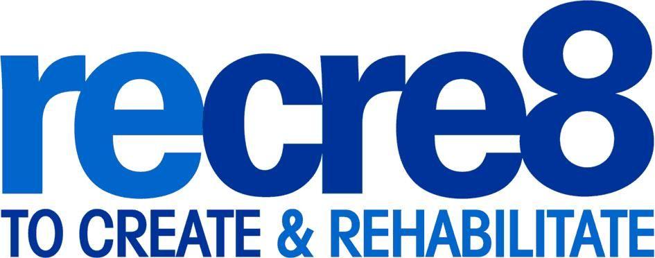 Recre8 Logo