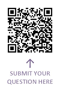 CIE 2019 ask questions QR code