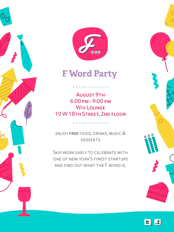 The F word Party