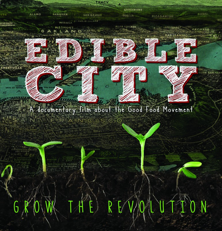 Edible City Poster