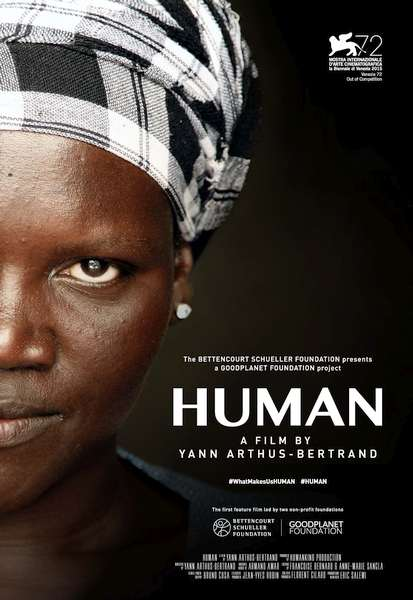 Human the movie poster