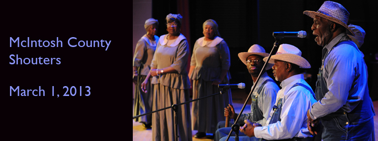 McIntosh County Shouters image