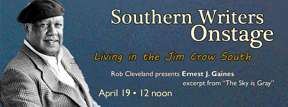 CENCIA at GSU Southern Writers Onstage W.E.B. Du Bois