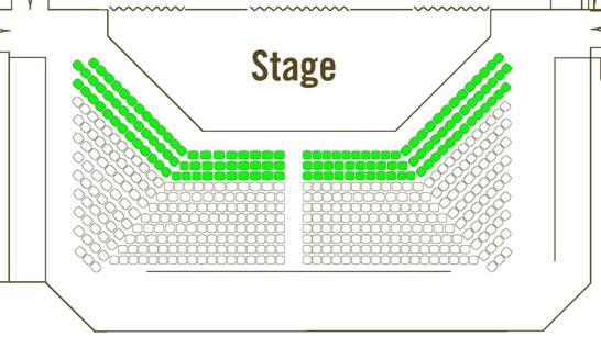 Boyce Theatre Layout