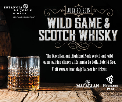 Wild Game & Scotch Whisky