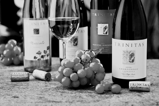 Trinitas Cellars Wines