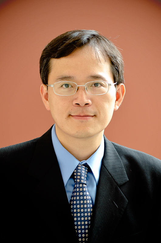 William Yu's Headshot