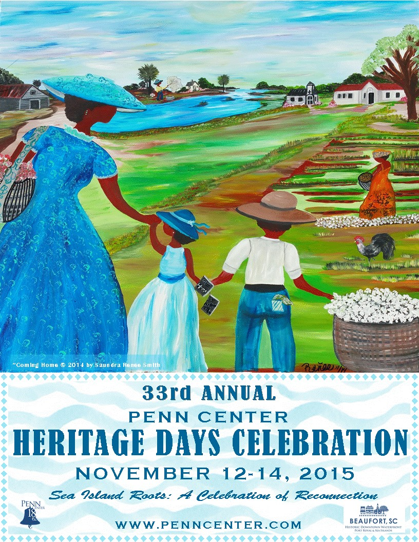 33rd Annual Heritage Days Image by Saundra Renee Smith