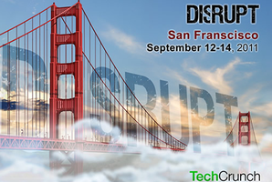 TechCrunch Disrupt: SF Sept 12-14, 2011