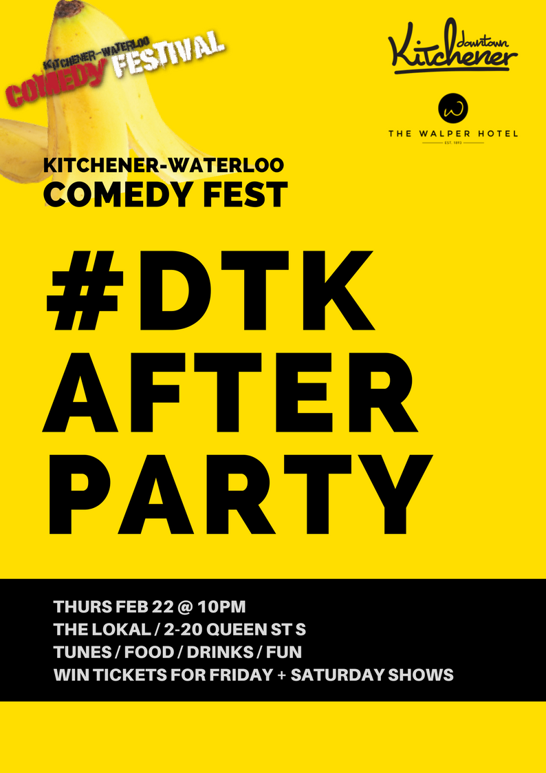 DTK After Party Event