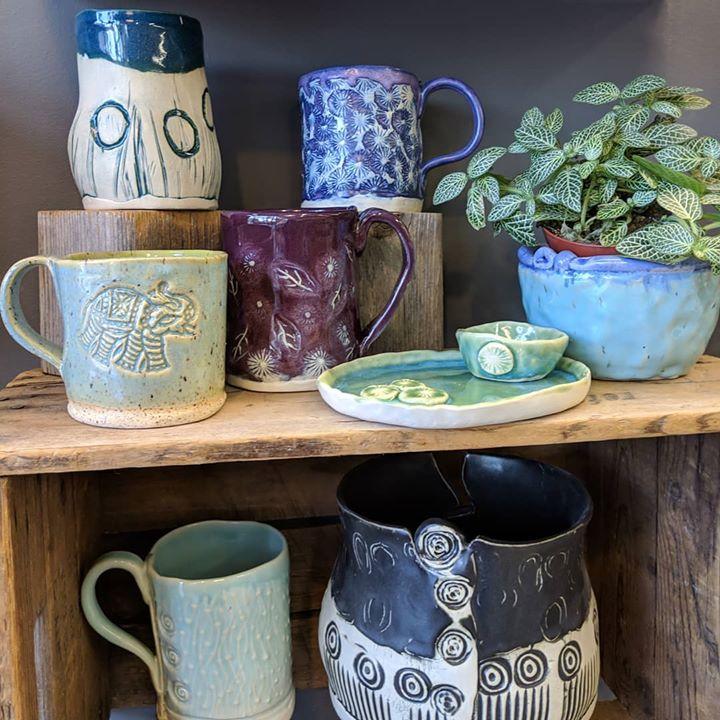 Hintonburg Pottery Shop