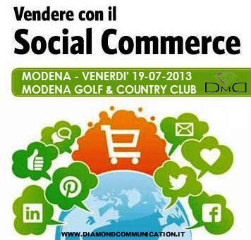 social commerce corso
