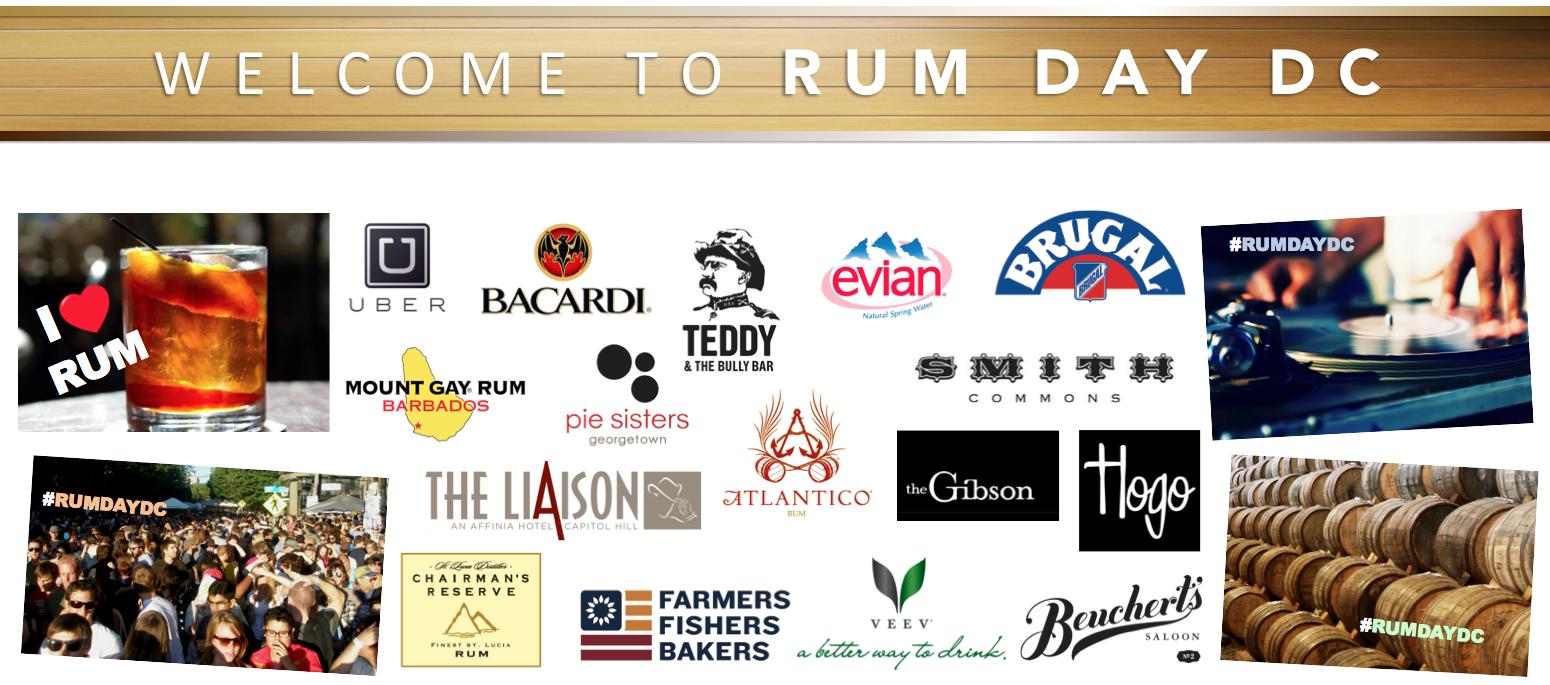 Rum Day DC Header