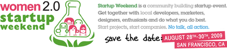 Startup Weekend San Francisco Women 2.0