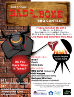2nd Annual Bad 2 the Bone BBQ Contest