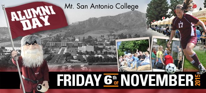 Mt. SAC Alumni Day 2015