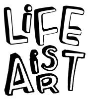 Life is Art - A Variety Show (April's Grand Return)