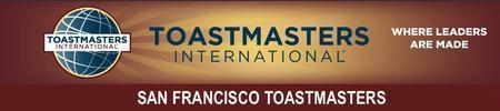 SF Toastmasters Meeting 08/08