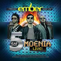 Ember's 5 Year Anniversary with Moenia