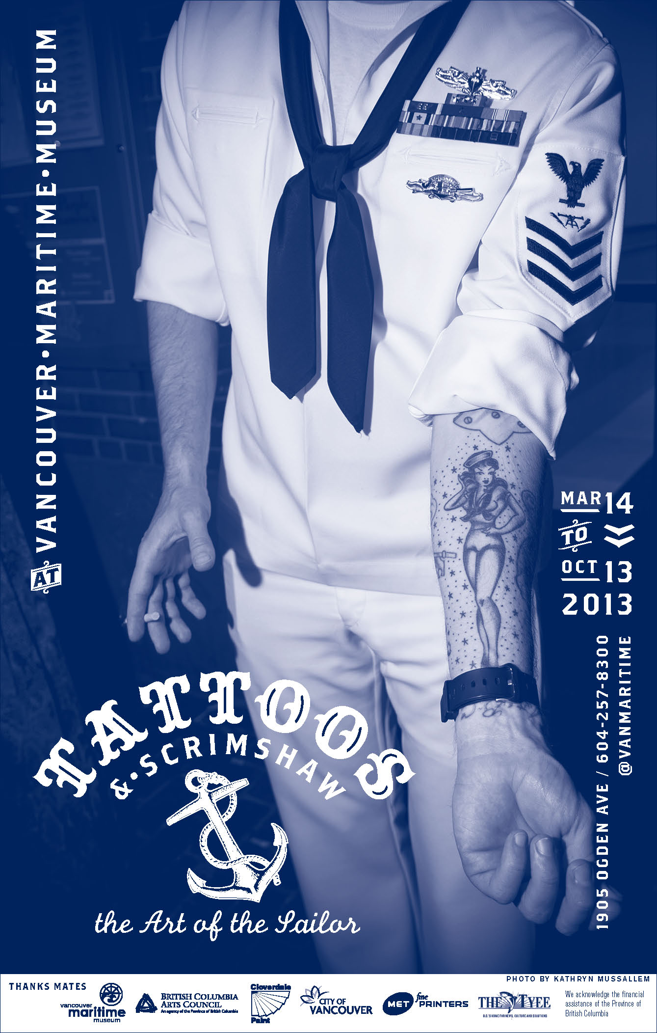 Tattoos & Scrimshaw
