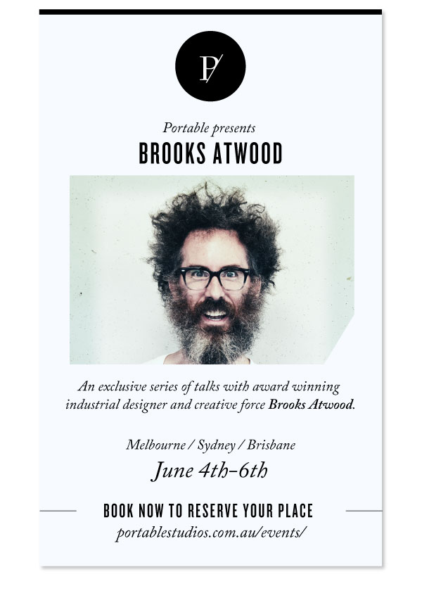 Portable Presents Brooks Atwood